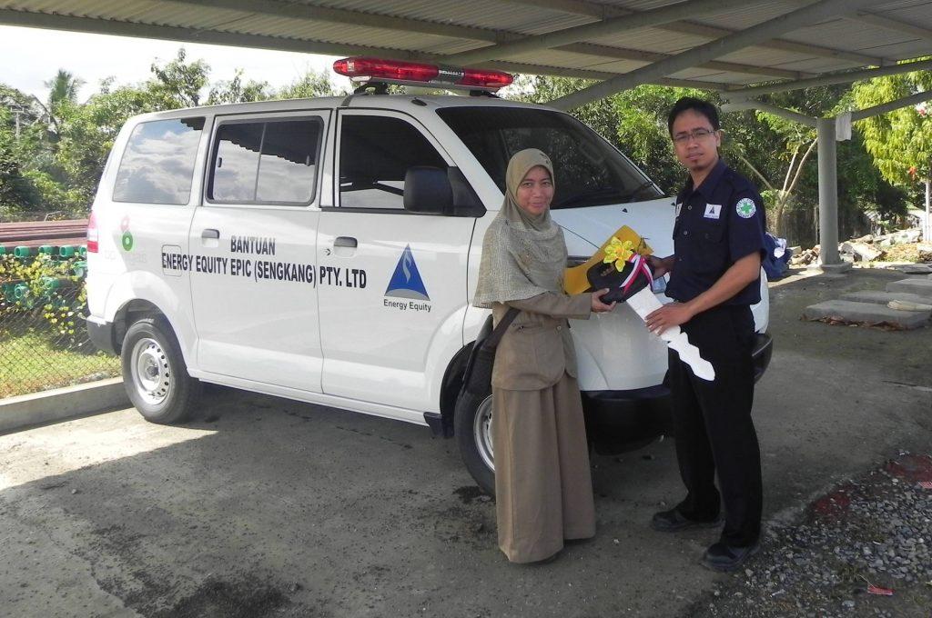 Ambulance Bantuan EEES Yang Telah Dinikmati Warga