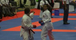 Ratusan Atlet Karate dari 26 negara unjuk keboloehan di CCC Makassar. (Ft. Atho, penarakyat.com)