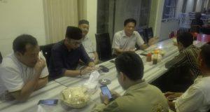 Suasana Pertemuan H.Amran SE dengan DPD PKS Wajo