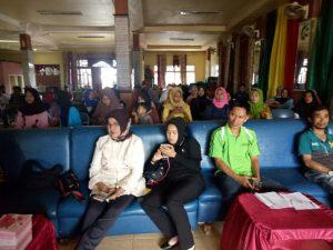Masyakat Majauleng antusias mengikuti reses Anggota DPRD Wajo