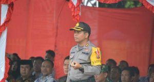 Kapolres Sidrap AKBP Ade Indrawan, SIK, MH
