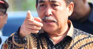 Bupati Sidrap H. Dollah Mando
