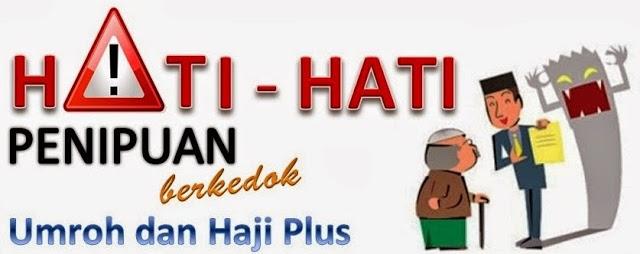 Penipuan Travel Haji dan Umroh