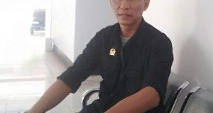 Syamsu Rijal selaku Wakil Ketua Pansus DPRD Barru.