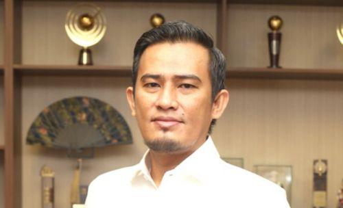 Ketua PWI Sulsel HM Agussalim Alwi Hamu