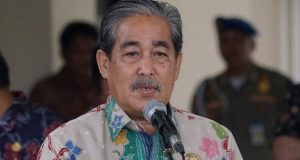 Bupati Sidrap H.Dollah Mando